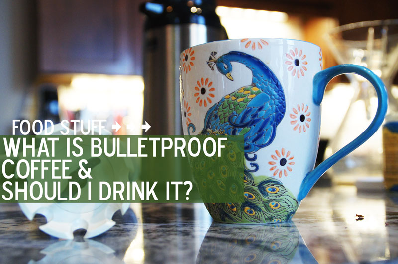 Bulletproof coffee: the best thing to happen to meatheads since Fireball.
