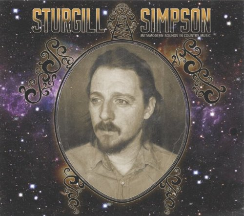 Sturgill Simpson is like George Jones, but alive and kickin.