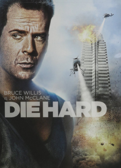 Bruce Willis IS John McClane.