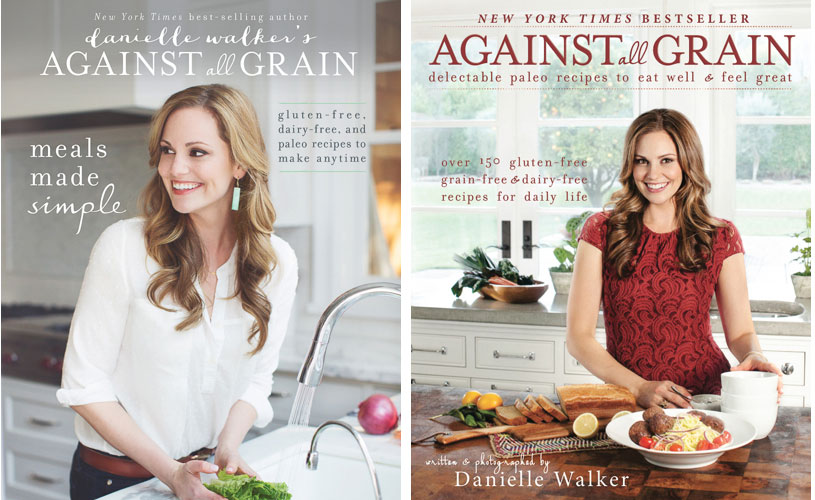 Danielle's two fabulous and best-selling books.