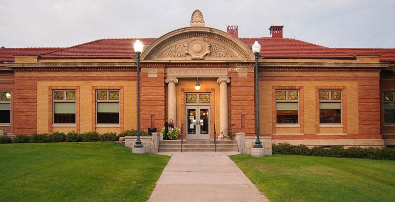 Ye Olde Stillwater Public Library | Photo by McGhiever