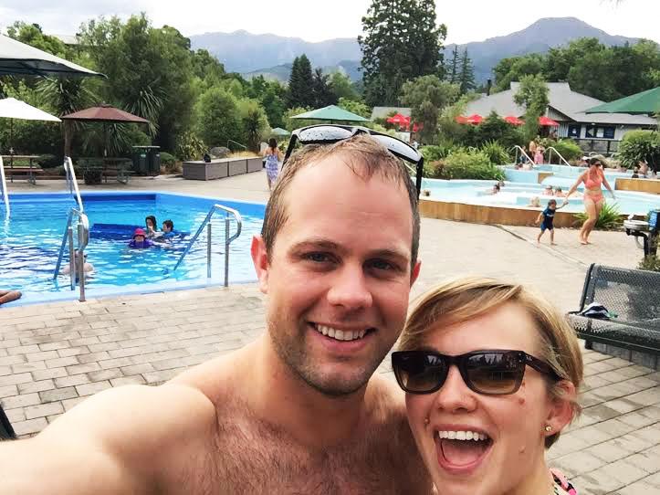 Hot pools? More like Wet-n-Wild.