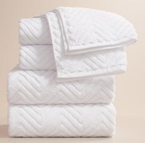 My favorite towels. | photo: worldmarket.com