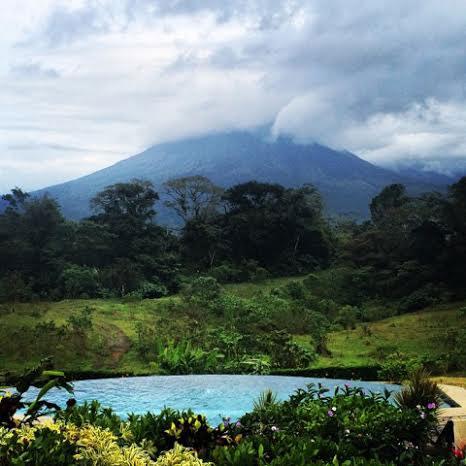So do mountains/volcanos!