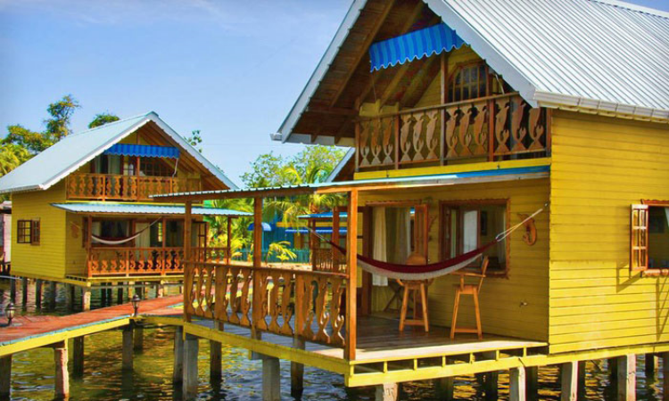 Koko Resort... how cute is this place?!