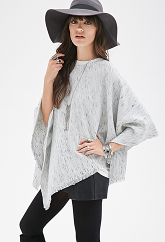 Going anywhere? Wear this cape!  |  photo: Forever21.com