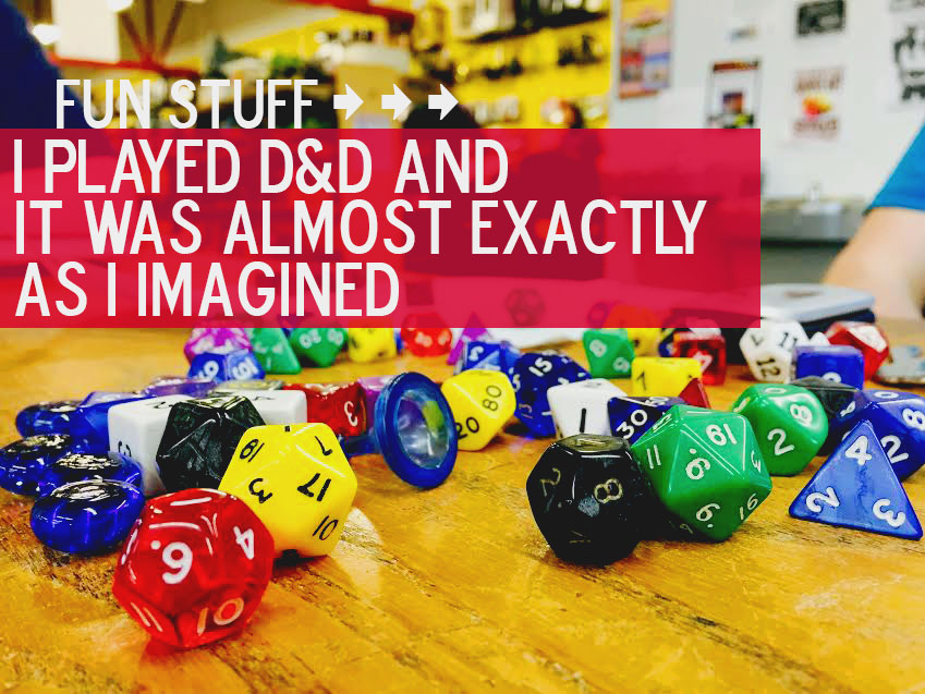 That's a lot of twenty-sided dice.
