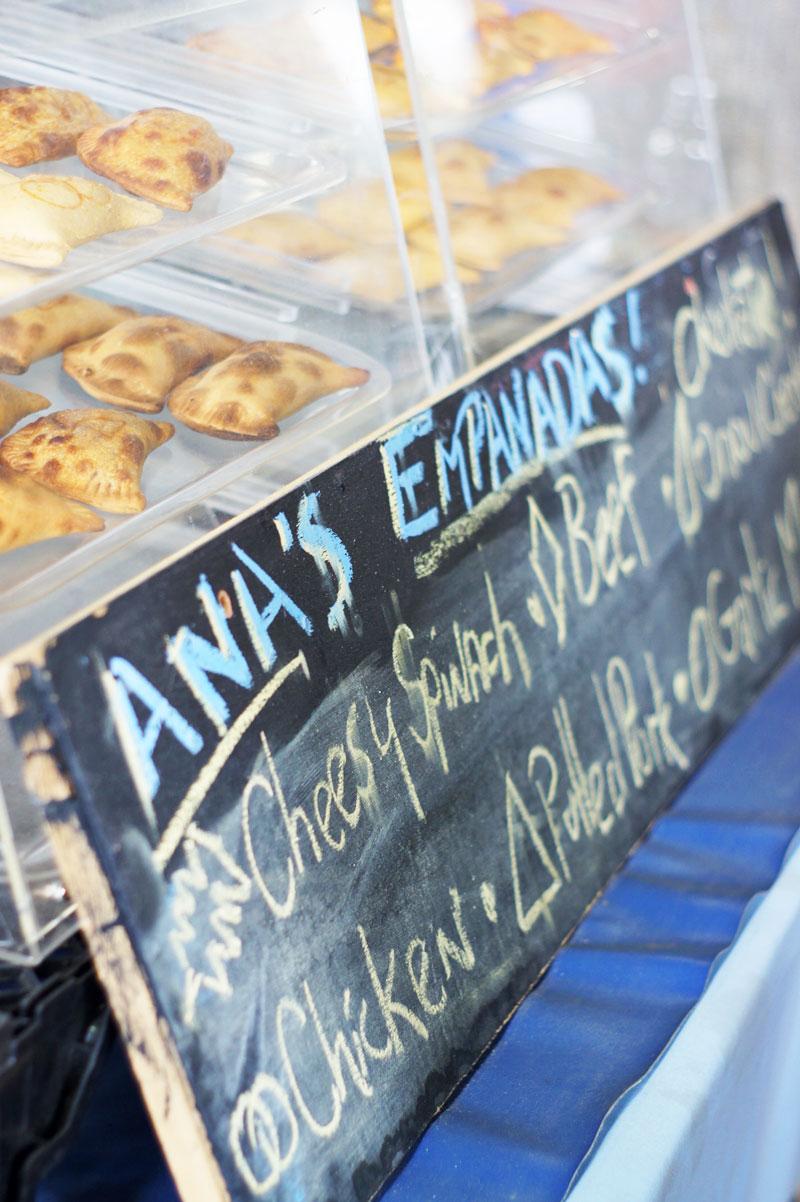 Ana's Empanadas - Rutland, VT