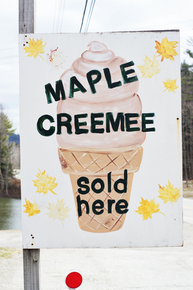 Maple Creemee - Vermont