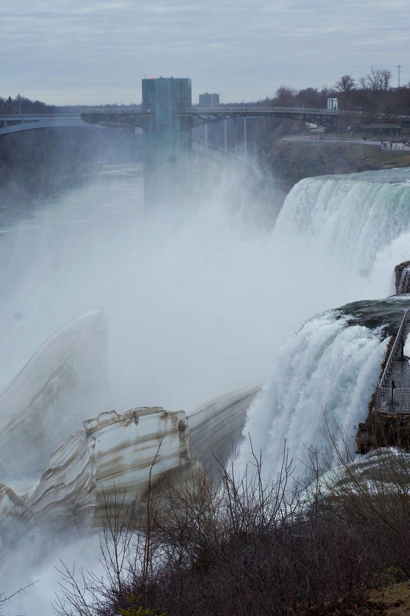 Bridal Veil Falls - Niagara Falls, NY