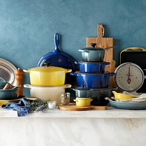 I love me some Le Creuset | photo: williams-sonoma.com