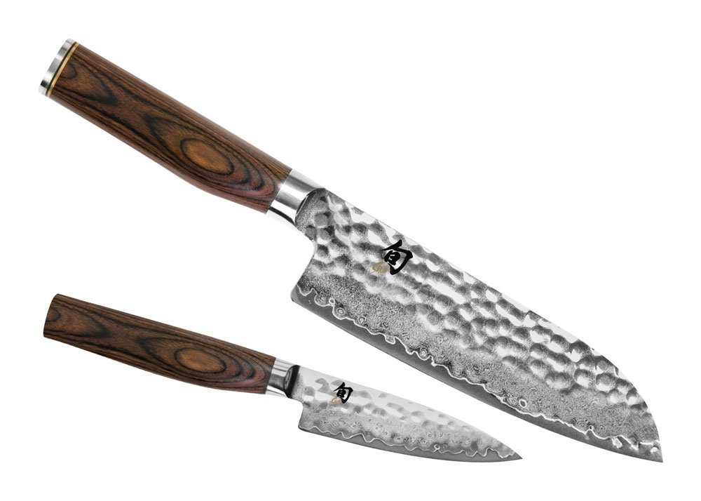 My pick for knives. You don't need a million! | photo: amazon.com
