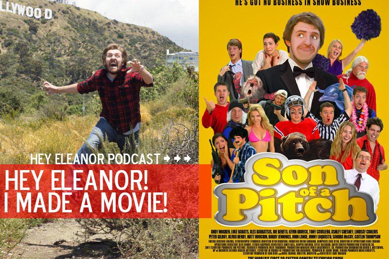 Andy Mogren: Filmmaker or werewolf? We're still not sure.