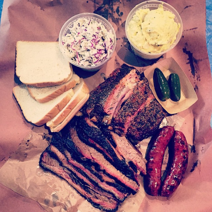 Franklin BBQ - Austin, Texas.