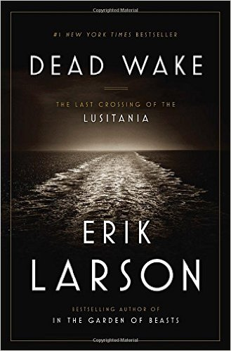 Erik Larson's books = better than fiction.  |  image: amazon.com