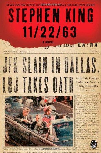 11/22/63 | Stephen King