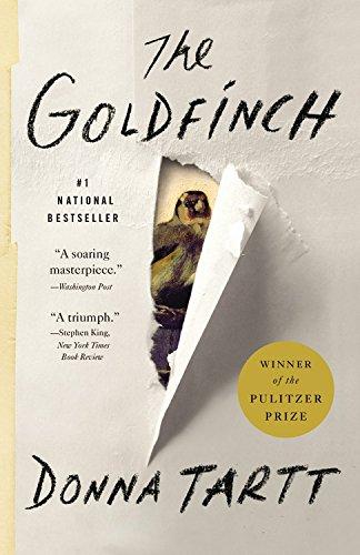 The Goldfinch | Donna Tartt