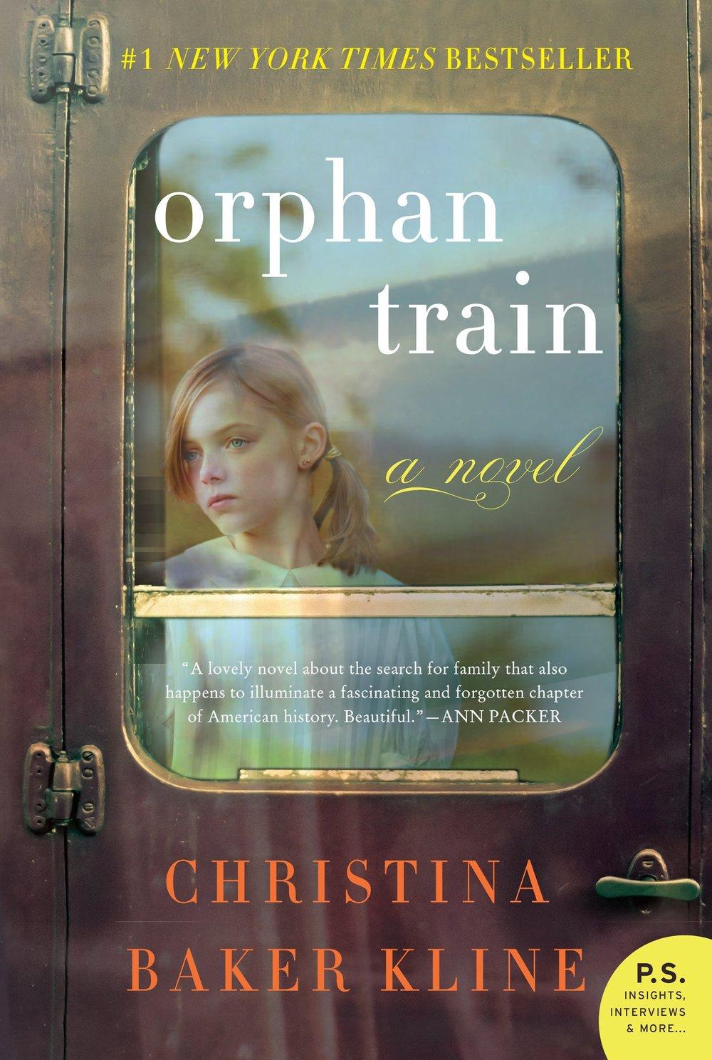 Orphan Train | Christina Baker Kline
