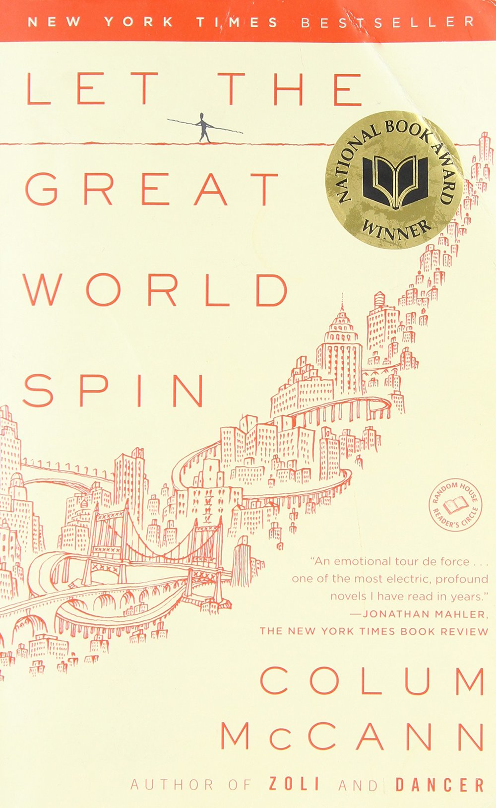 Let the Great World Spin | Colum McCann
