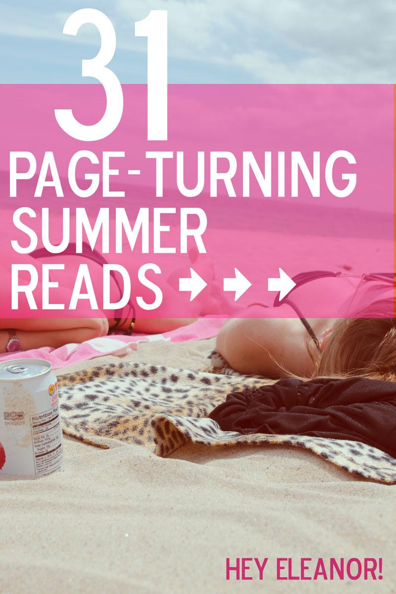 Sunscreen +sand +book = heaven.