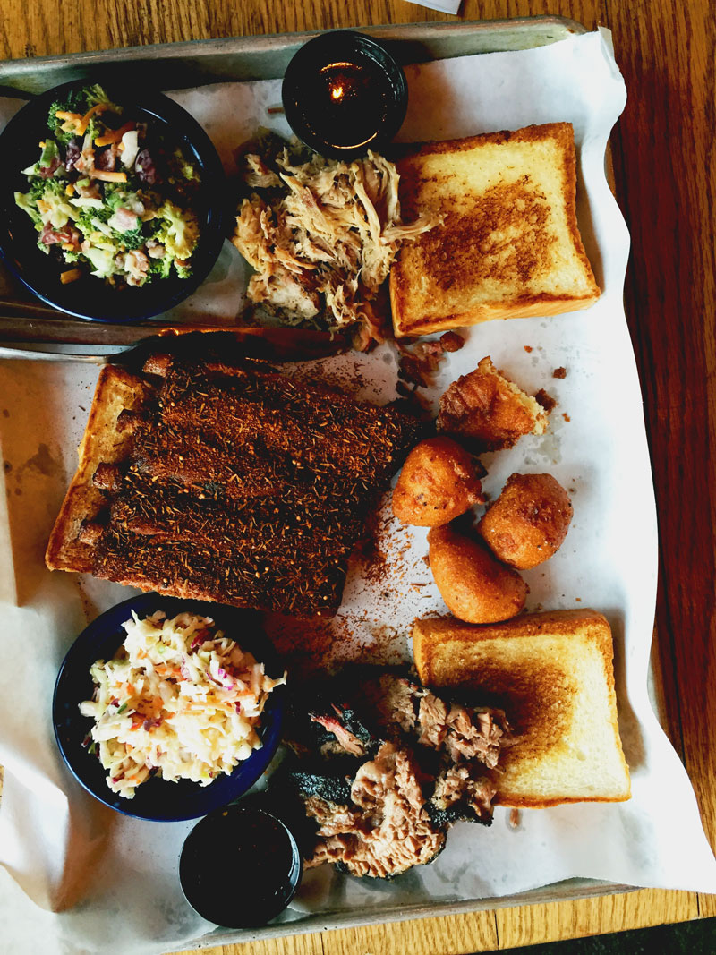 Martin's BBQ, a Nashville treasure.