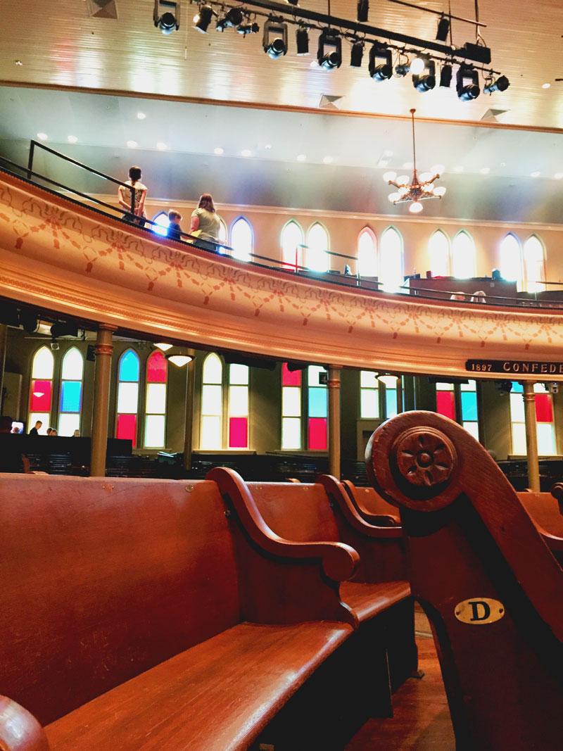 My kind of church.
