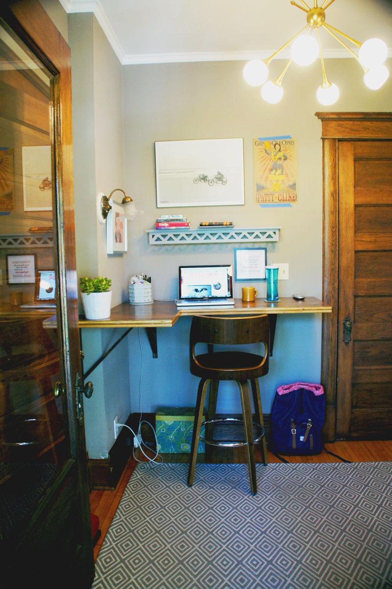 Office, sweet office.