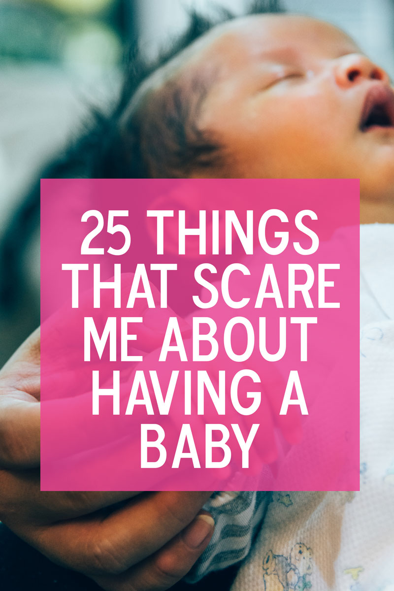 How can something so tiny fill me with so much fear?