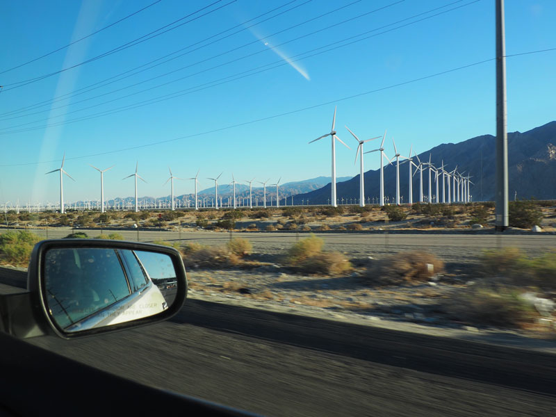 Wind power... it's a thing.