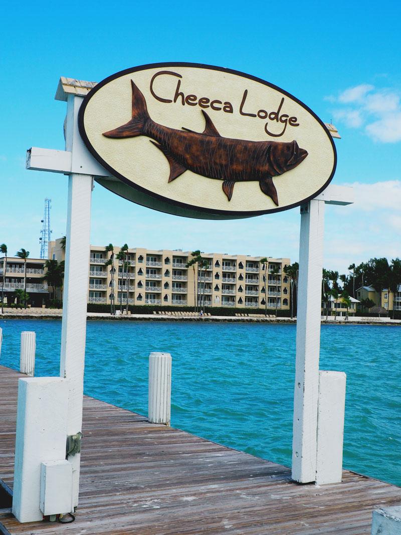 Cheeca Lodge in Islamorada, Florida.