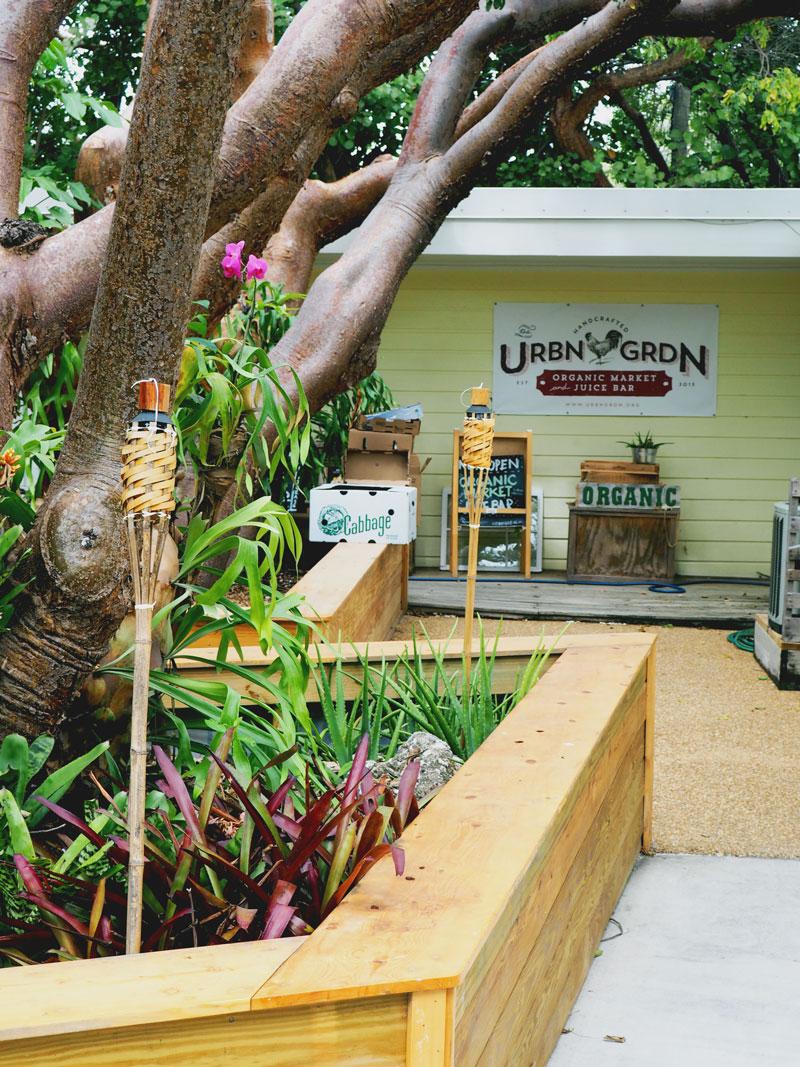 URBN GRDN operates on island time. | Islamorada, FL