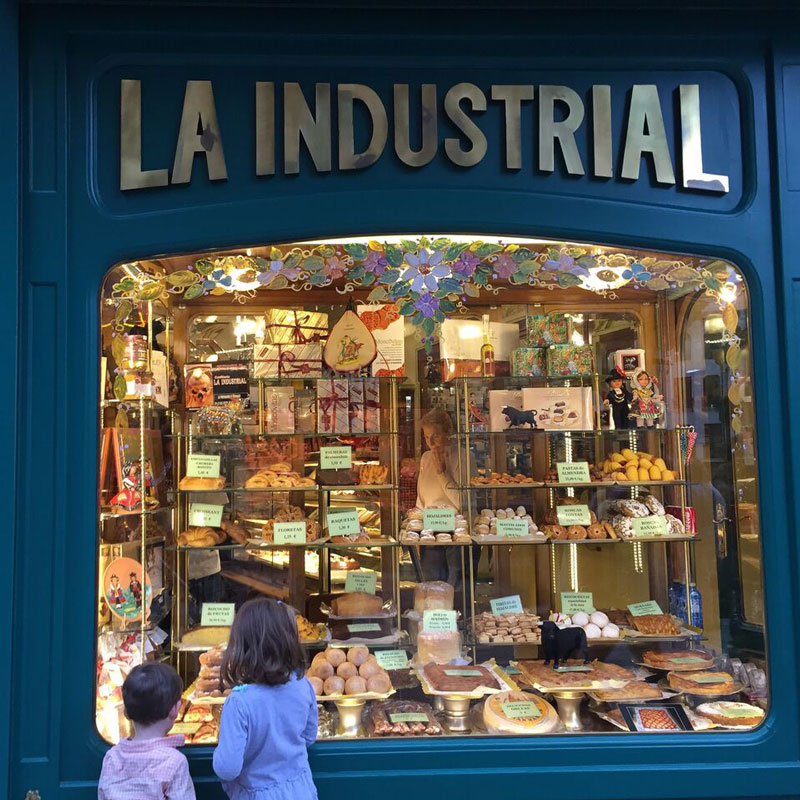One of many reasons kids love France. | How to Travel Internationally with Kids