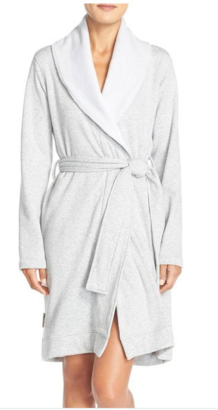 This robe = wearing a cumulous cloud.