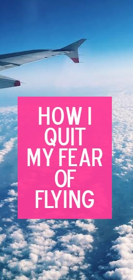 A few practical tips for overcoming your fear of flying.