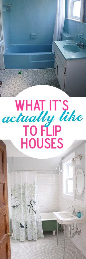 What it's actually like to flip houses.