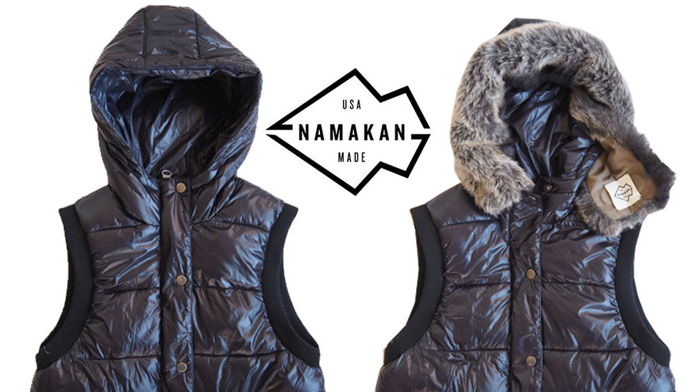 Namakan Fur is on at Kickstarter.com!