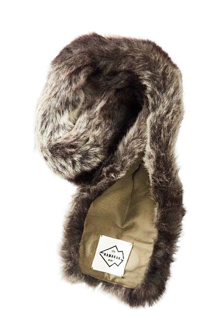 Namakan Fur's Original Faux Fur Ruff