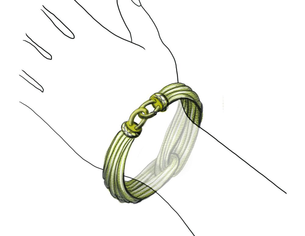 W Leather Cord Bracelet.jpg