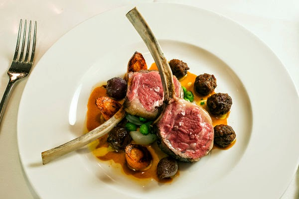 Luscious lamb chops (Photo credit: New York Times)
