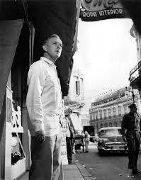 Alec Guinness as James Wormold in the 1959 movie of OMiH