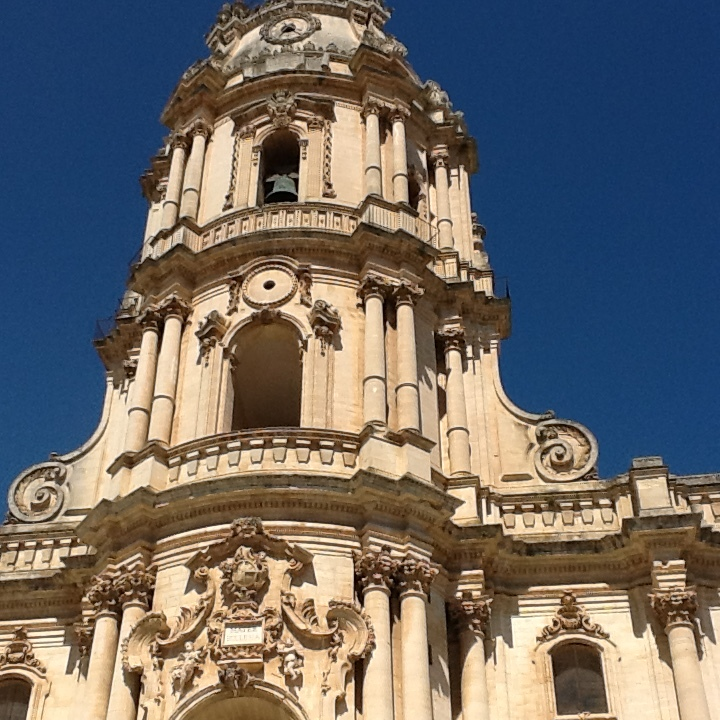 A fine example of Sicilian Baroque.