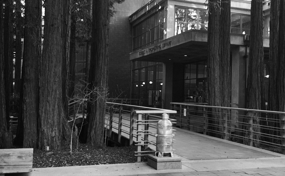 UCSC Science & Engineering Library. Image CC of Toréa Rodriguez