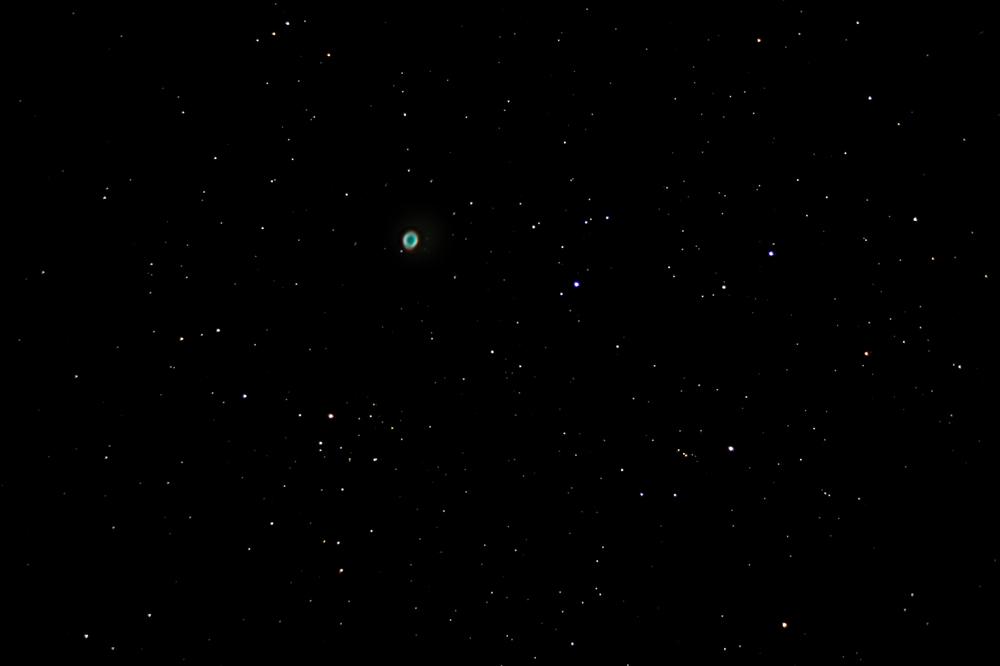 Ring Nebula M57