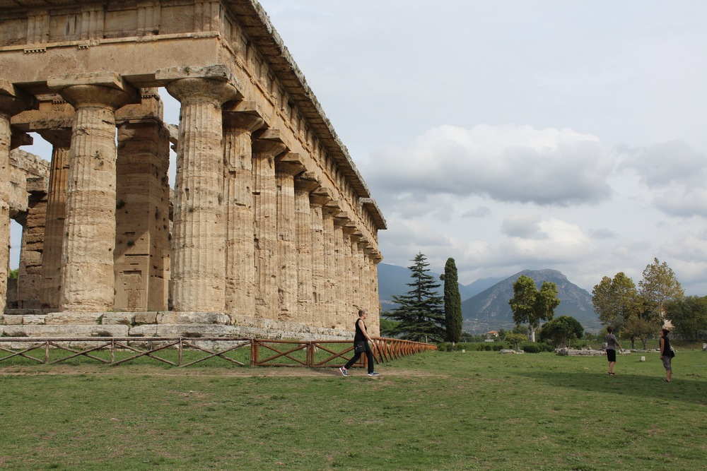 Paestum food wine tour