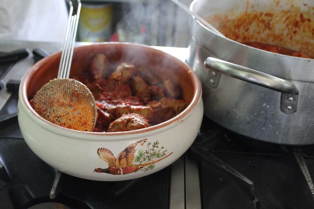 Italian Sunday gravy