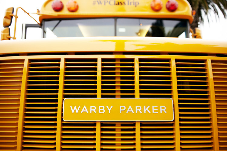Warby Parker Class Trip  The trip of a life time.