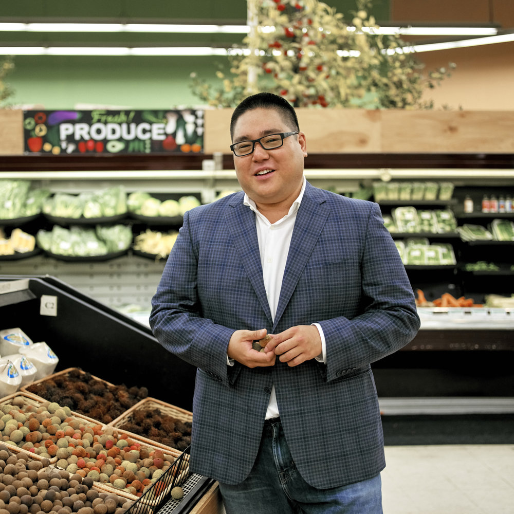 Eric Fung (United Noodles) | Georgetown Alumni Magazine