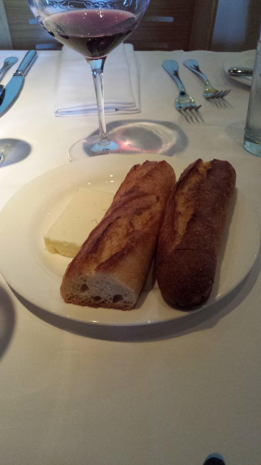 Bread & Butter.