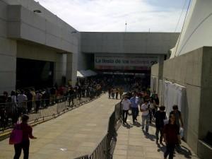 FIL Guadalajara-2011. Entrada