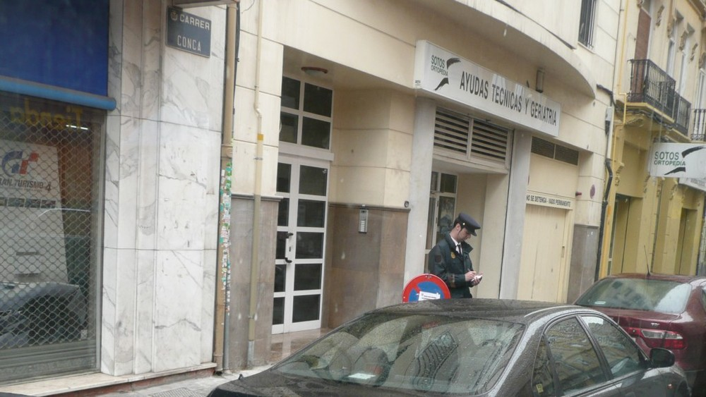 Multando. Valencia. VGA